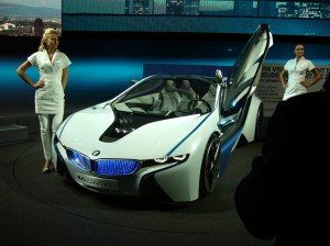 BMW Efficient Dynamics? Nice for the fair, but difficult to produce I guess